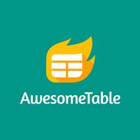 AwesomeTable  logo