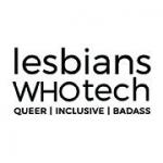 Lesbians Who Tech logo