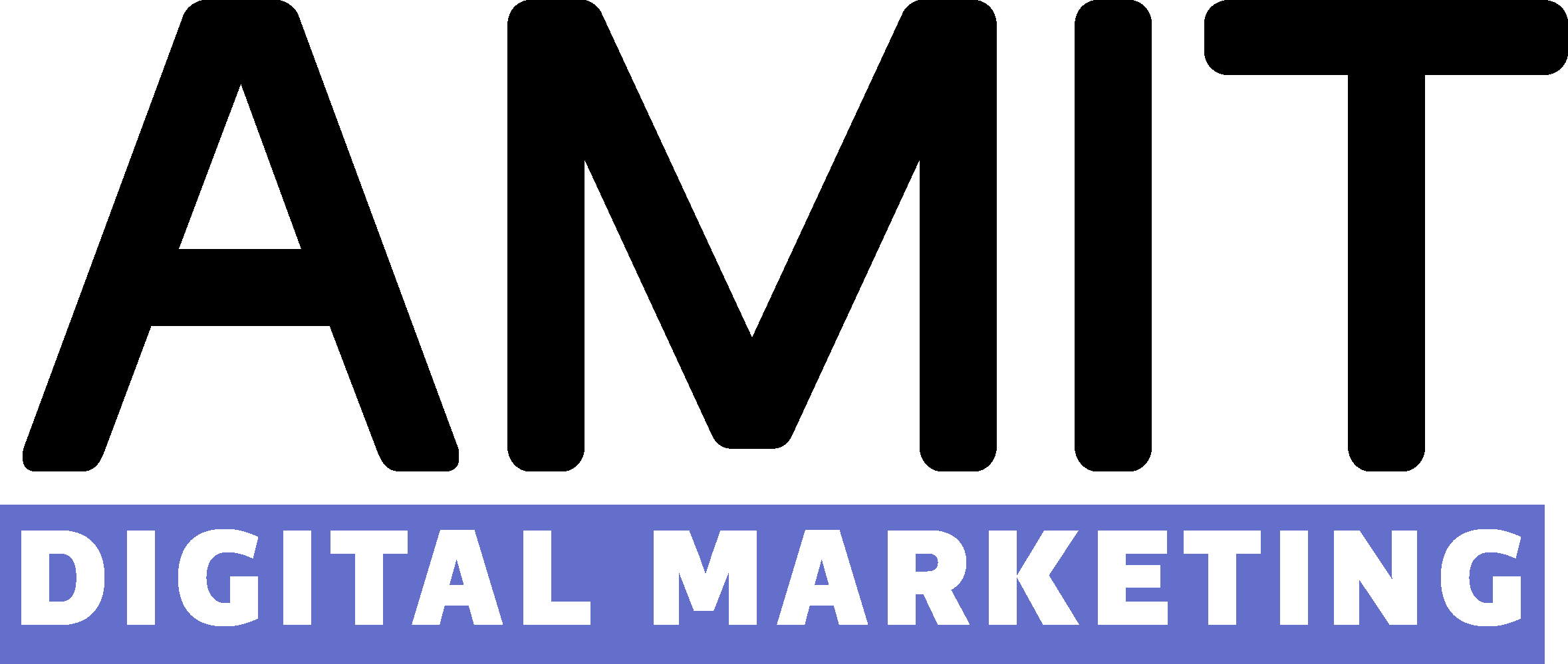 """Amit Digital Marketing (soon to re-brand to """"The Links Guy"""") logo"""